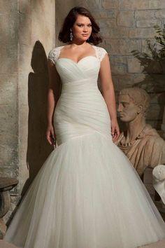 Plus Size Wedding Dresses: Mori Lee – Julietta Collection
