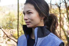 Coffee Sleeve, Loose Knit Sweaters, Houndstooth Dress, Broken Zipper, Short Article, How To Wear Scarves, Petite Women, Future Fashion, Jacket Pattern