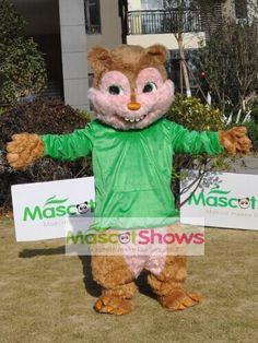 アルビン 歌うシマリス3兄弟のキャラクター セオドア セオドア着ぐるみ 手作りの着ぐるみhttp://www.mascotshows.jp/product/theodore-chipmunk-mascot-adult-costume.html