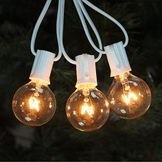 Feit Electric Led String Lights Prepossessing Feit Electric 72041 30' 10Socket 15 Bulbs Outdoor String Light Decorating Inspiration