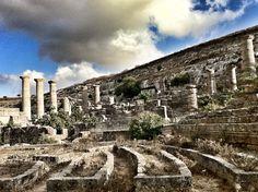 Cyrenaica Old Greek City