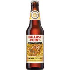 Pineapple Sculpin - Ballast Point Brewing