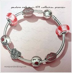 Pandora Valentine's Day 2018 Collection Preview