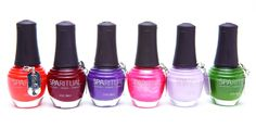 @SpaRitual Nederland nail polish: Great colors, smooth finish, without the nasty toxins. Vegan, DBP, formaldehyde and toluene free. Read more here: http://www.consciouslivingtv.com/Blog/Pick+a+Color