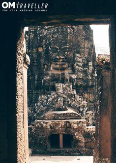 #Angkorwat #Cambodia #Travel #omtraveller #honeymoon #ordermade #WeddingJourney #オーエムトラベラー