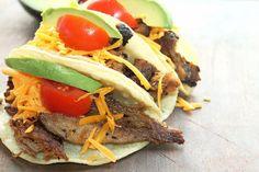 How To Make Taco Recipe : Smoked Pork Tacos