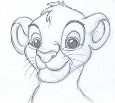 disney sketch art 9
