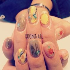 "roomnail の画像|room nail "" art gallery """