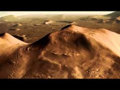 Flyover of the Red Planet - ESA | Digital topographical model created from the data and images gathered by the Mars Express mission.