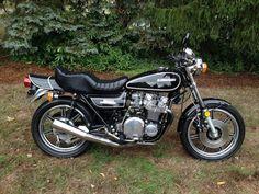 1975 Kawasaki Z1B Frame no. Z1F050837