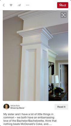 Door cases & Get Inspired: 10 Minor Home Upgrade Ideas   Pinterest   Moldings ...