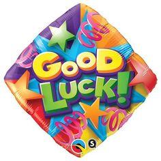 PIONEER BALLOON COMPANY Good Luck Star/Streamers Package Balloon, 18'. #PIONEER #BALLOON #COMPANY #Good #Luck #Star/Streamers #Package #Balloon,