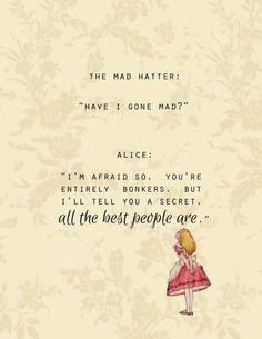 Lewis, Carroll, Alice in Wonderland Quotable Quotes, Book Quotes, Me Quotes, Alice Quotes, Qoutes, Hard Quotes, People Quotes, Lyric Quotes, Great Quotes