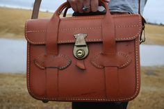 leather dopp kit vintage - Google Search