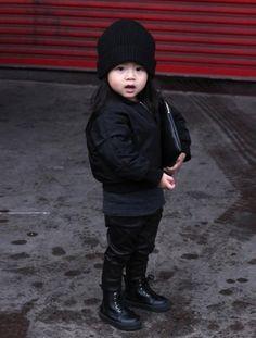 Alexander Wang's niece, Alia Wang