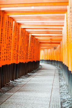 Fushimi Inari Shrine in Kyoto, Japan! See more of the best photos from Kyoto and beyond --> 10 Best Snapshots from Japan