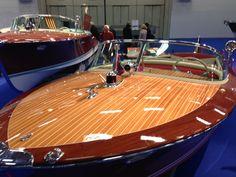 Riva Modell Super Florida build in 1958