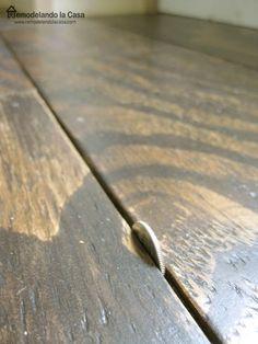 Remodelando la Casa: DIY - Plywood Floors