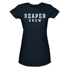 Sons of Anarchy Reaper Crew T-Shirt [Navy]