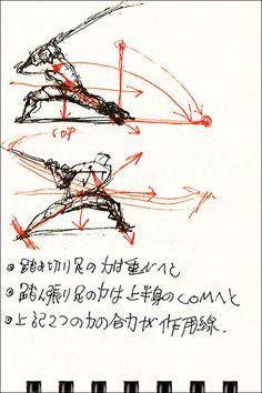 3DCGスタッフを積極採用中のカプコンで 『モンスターハンタークロス』開発の舞台裏に迫る Action Pose Reference, Animation Reference, Drawing Reference Poses, Action Poses, Anatomy Reference, Drawing Poses, Drawing Tips, Character Poses, Character Drawing
