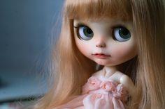 Blythe Doll Custom by chaoskatenkosmos on Etsy
