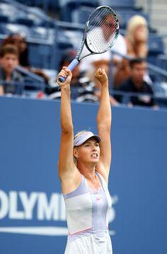 Heather Watson, Maria Sharapova Photos, Tennis Center, Match Point, Billie Jean King, Opening Day, Tennis Racket, New York City, The Neighbourhood