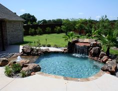 """Képtalálat a következőre: """"home pool grotto"""""""