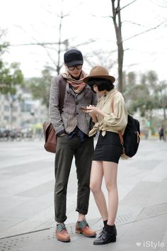 Asian street style from the Yes Asian Style