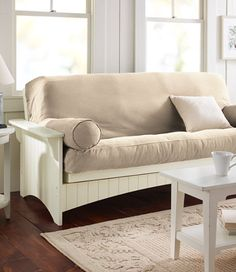 Painted Cottage Futon Slipcover Slipcovers Free Shipping At L Bean