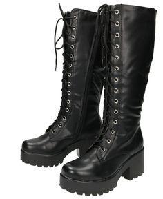 39009c752ac2 Knee High boots. Collection by Jenny Wren Footwear · Board owner. Follow. Shoes  Heels Boots
