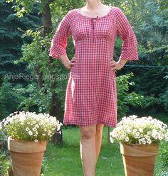 Anja Rieger Onion 2009 - use men's shirts??