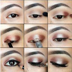 calm and fabulous #pictorial #makeup #eyeshadow