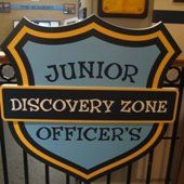 Things to do with kids: Junior Officers Discovery Zone at the NYC Police Museum: A Colorful & Playful Look at New York's Finest - Just for Kids