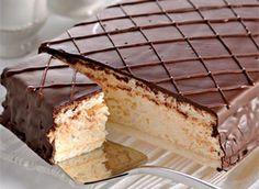 Птичье молоко торт без выпекания