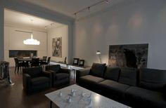 projevve mimarlık -nisantasi evi -salon