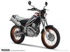 Yamaha Tricker 250 2013