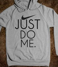 Just Do Me(; - Daisys & Daphnes - Skreened T-shirts, Organic Shirts, Hoodies, Kids Tees, Baby One-Pieces and Tote Bags