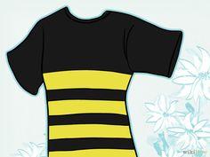 Make a Bee Costume Step 4.jpg                                                                                                                                                                                 More