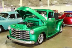 Chevy truck, I like it!