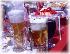 Beer Candles or Ice Cream Soda Candles