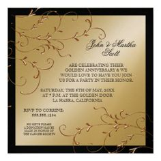 Celebrating 50 years, 50th Anniversary Invitation Yes I can say you are on right site we just collected best shopping store that haveShopping          Celebrating 50 years, 50th Anniversary Invitation Review from Associated Store with this Deal...