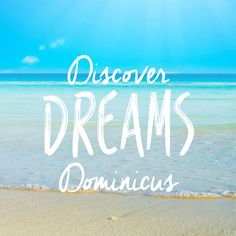 The opportunity to Discover our Dreams at Dreams Dominicus would be such a blessing. Thank you so much for this chance! #DiscoverDreamsSweeps