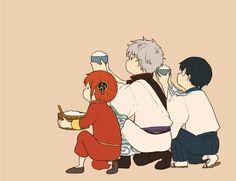 Manga Cosplay Okita Sougo х Kagura / Сого х Кагура Gintama Funny, Manga Anime, Anime Art, Gintama Wallpaper, Silver Samurai, Comedy Anime, Okikagu, Character Design Animation, Anime Characters