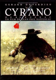 """""""Cyrano de Bergerac"""" de Jean-Paul RAPPENEAU <3<3<3<3 DVD"""