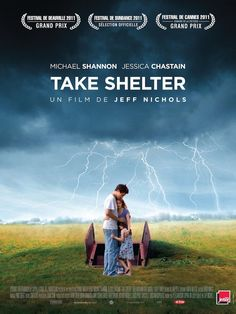 Fascinating film, deliberately slow. Michael Shannon and Jessica Chastain are understatedly amazing in this.