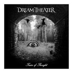 "L'album dei #DreamTheater intitolato ""Train Of Thought"" su doppio vinile."