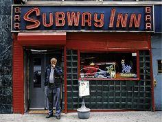 STORE FRONT: The Disappearing Face Of New York: SUBWAY INN by James and Karla Murray Photography, via Flickr