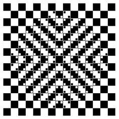 20 illusions d'optique hypnotisantes d'Akiyoshi Kitaoka (image)
