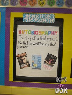Keeping it real and Autobiographies step by step explanation from Dots-n-Spots.