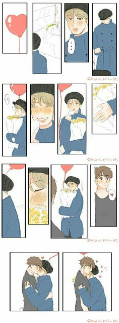 Jikook Fanart | ♡ this just made my day a million times better!!